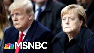 Joe: President Donald Trump Embarrassed Himself In France, Not America   Morning Joe   MSNBC