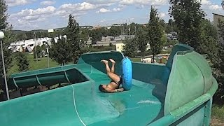 Most Dangerous Water Slide In The World!