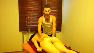 Hot Tantra Erotic Massage Sexual Energy Balance by Istanbul Masseur
