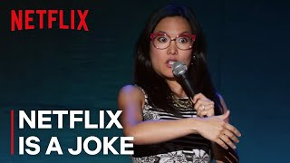 Ali Wong: Baby Cobra - The Pregnant Female Comedian   Netflix Is A Joke   Netflix