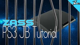 (JB NEEDED)How to Download, Move, Install And Play Downloaded PS3 Games (Voice Tutorial)(Multiman)