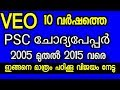 Download Video Download VEO Notification| Previous Question| Kerala psc village Extension officer |KERALA PSC 3GP MP4 FLV