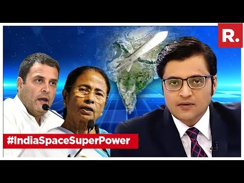 Xxx Mp4 IndiaSpaceSuperPower Why 39 S Oppn So Scared The Debate With Arnab Goswami 3gp Sex