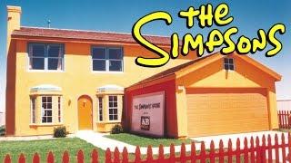 5 Casas REALES Inspiradas En Dibujos Animados Y Películas