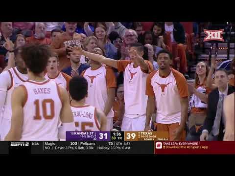 Xxx Mp4 Kansas State Vs Texas Men S Basketball Highlights 3gp Sex