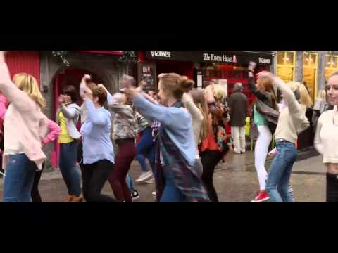 Hillbilly Girl Lisa McHugh Galway Flashmob