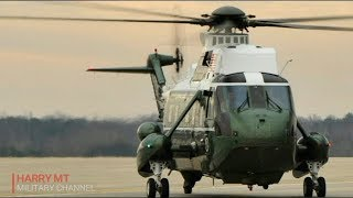 There is no other helicopter in the world like Marine One