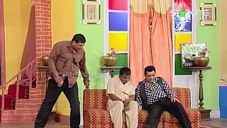 Tahir Anjum and Gulfaam New Pakistani Stage Drama Full Comedy Funny Clip