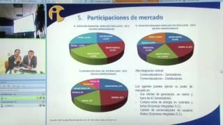 Eco. Jaime Tolosa y Abg. José Fernando Plata - Mercado de Energía Eléctrica en Colombia