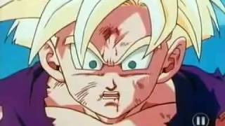Dragon ball Z Gohan VS Cell