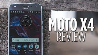 Motorola Moto X4 Review