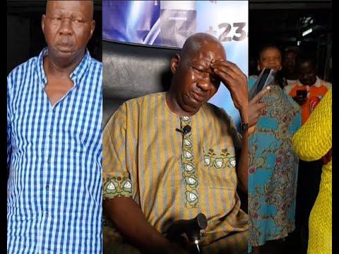 Xxx Mp4 Heartbreaking Baba Suwe Break Down In Tears As He Narrates How He Got Stroke U We Cry Watching This 3gp Sex