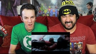 DEADPOOL RED BAND TRAILER #2 REACTION & REVIEW!!!