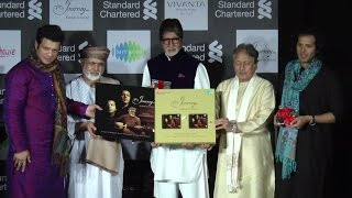 Amitabh Bachchan At The Launch Of Journey - Rabab to Sarod