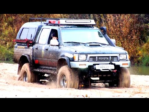 Toyota Hilux 4x4 OFF Road Mud & Sands — RC Extreme Pictures