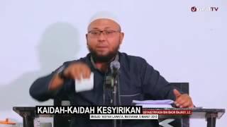 Mengenal Kesyirikan Tempo Dulu & Sekarang ~ Ustadz Riyadh bin Badr Bajrey