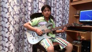 ki kore bolbo tomaye bangla song guitar cover by RIO