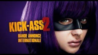 KICK-ASS 2 - Bande-annonce teaser VF - Le 21 Août au cinéma