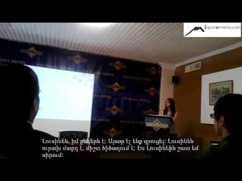 Xxx Mp4 On 02 10 2016 In The Armenia The Japanese Oral Speech 6 Th Contest 6 1 With Logo AM S 3gp Sex