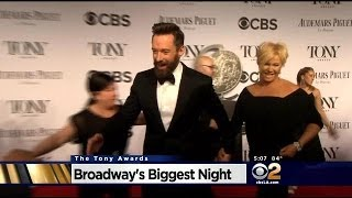 68th Annual Tony Awards About To Get Underway