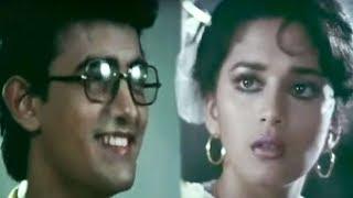 Aamir Khan wants to get married with Madhuri Dixit - Deewana Mujhsa Nahin Scene