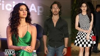 Disha's COMMENTS on replacing Sara opposite Tiger Shroff