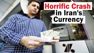 The Horrific Collapse in Iran