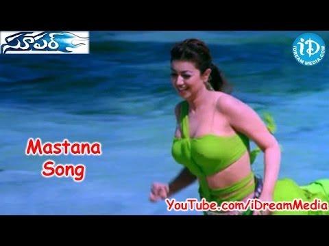 Mastana Song - Super Movie Songs - Nagarjuna - Anushka Shetty - Ayesha Takia