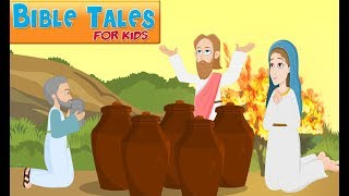 Christmas Story for Kids -The Birth of Jesus & Miracles of Christ - 2 Great Bible Stories for Kids