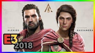 BÌNH LUẬN E3 2018 - HỌP BÁO UBISOFT ASSASSIN