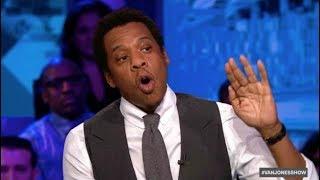 Jay-Z: Donald Trump Is A SuperBug  || Van Jones Show CNN