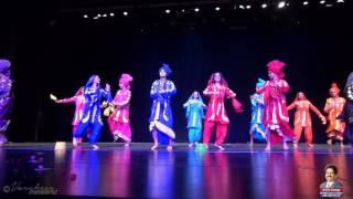 Novi IASA VIRAASAT 2017 : Bhangra