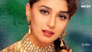 Bheegi Huyi Hai Raat (((Jhankar))) HD - Sangram (1993), HDTV songs from Saadat