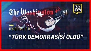 Almanya: 'Erdoğan ölçüyü iyice kaçırdı'… 'Türk demokrasisi öldü, gidişat vahim'… Camide siyaset var…