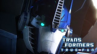 Transformers Prime - Predacons Rising - For in my spark I know that this is not the end.