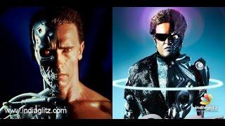 'Terminator' Arnold with Rajinikanth in 'Enthiran 2' ? | Shankar New Movie