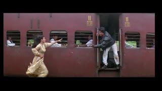 Dernière scène de Dilwale Dulhania Le Jayenge, 1995, sous-titres français (SRK et Kajol)