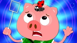 Shoo Fly Don't Bother Me | Nursery Rhyme | Kindergarten Song | Kids Rhyme For Baby