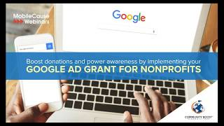 Google Ad Grants for Nonprofits: How to Boost Donations and Power Awareness
