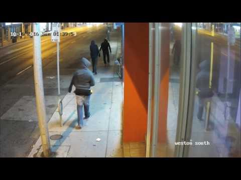 watch CCTV Suspect Video | @TorontoPolice Homicide#54/2016 Jarryl Hagley, 17
