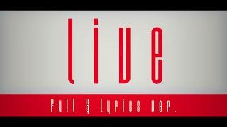 【手描きMAD】live (ラブライブ!×daze:Full&Lyrics ver.)