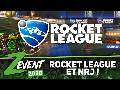 ZEVENT 2020 1 Rocket League et NRJ ft. plein de gens
