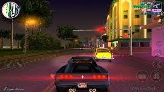 GTA Vice City Android Gameplay on Galaxy Nexus
