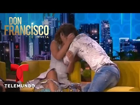 Don Francisco Te Invita | Carolina Miranda y Michel Duval confirman su romance | Entretenimiento