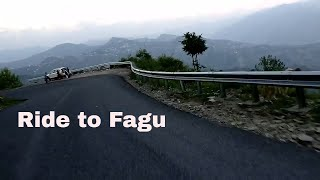 Ride To Fagu (Himachal Pradesh) on Royal Enfield Thunderbird #Trailer