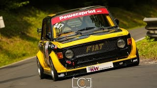 Fiat 128 Rallye 8V - Rolf Rauch - Wolsfelder Bergrennen 2015