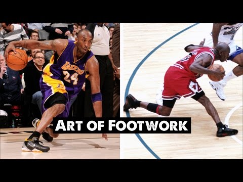 NBA - The Art of Footwork