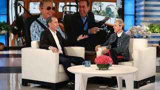 Jerry Seinfeld Debuts the First Look at Ellen on