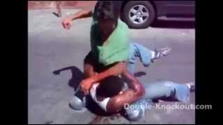 Two tough workers fight Only Street Fighting