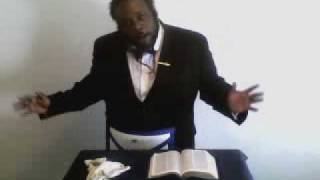 A Bro. Master Mason, Order of Melchizedek, Part.2
